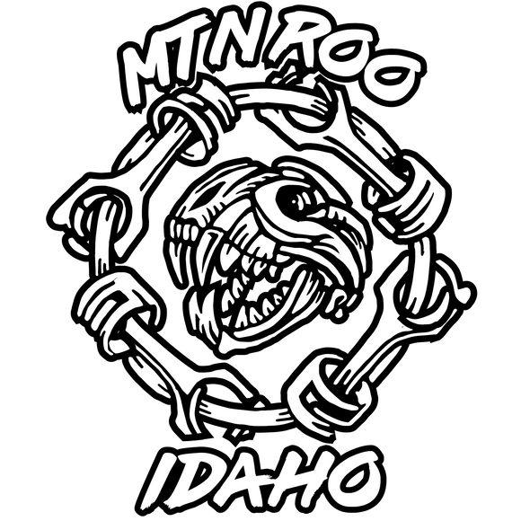 Idaho Chapter Decal