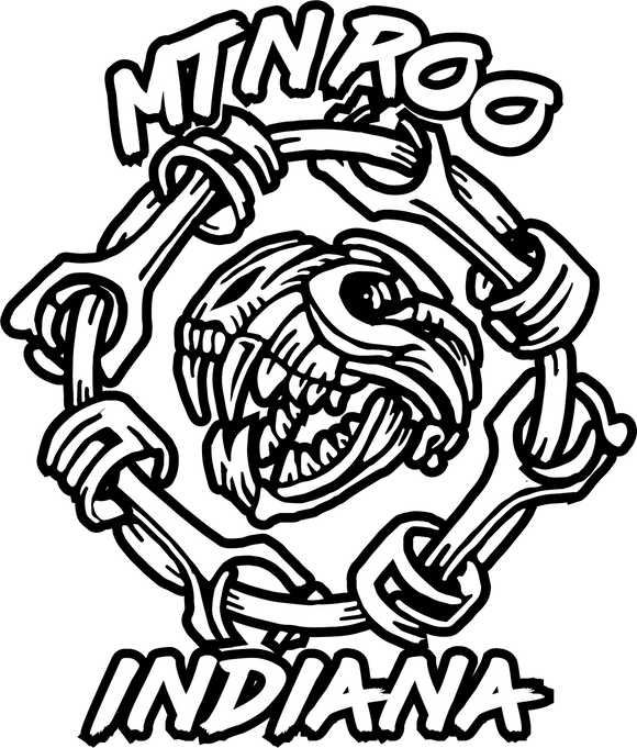 Indiana Chapter Decal
