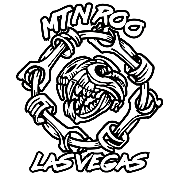 Las Vegas Chapter Decal