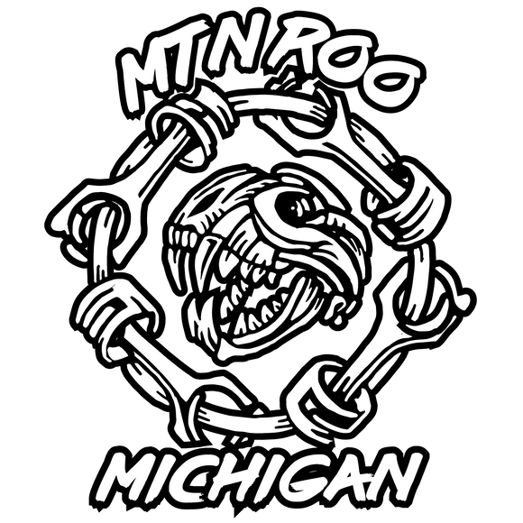 Michigan Chapter Decal