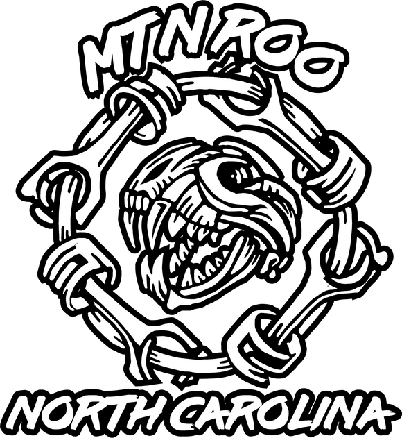 North Carolina Chapter Decal