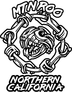 MtnRoo Northern California Decal