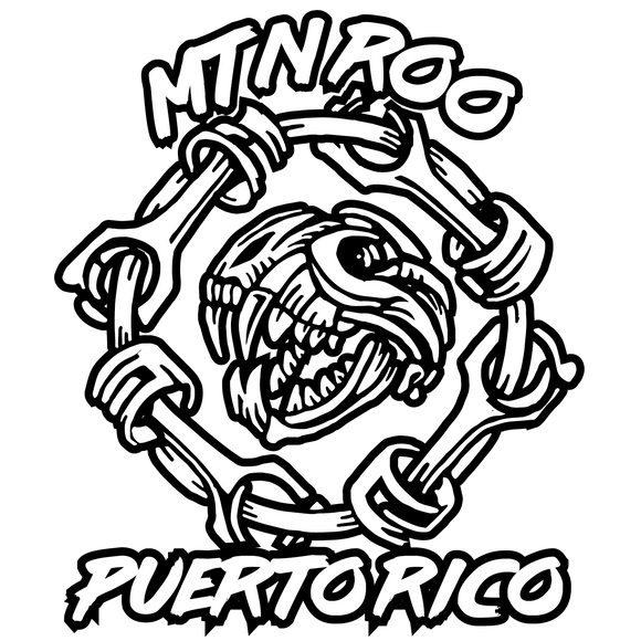Puerto Rico Chapter Decal
