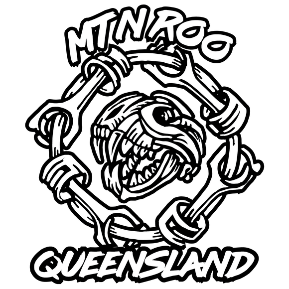 Queensland Chapter Decal