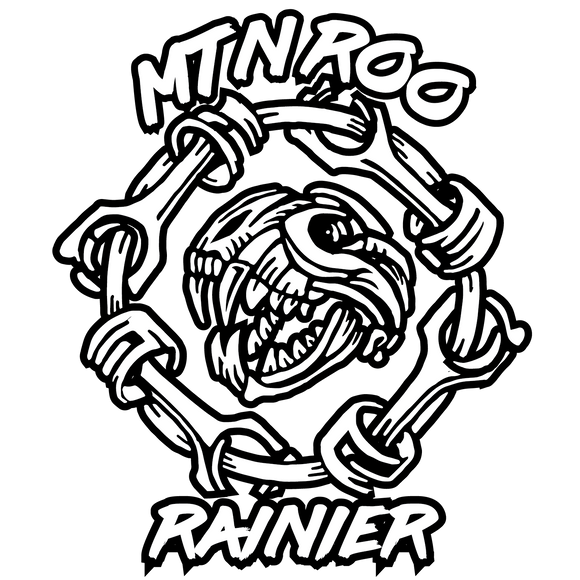 Rainier Chapter Decal