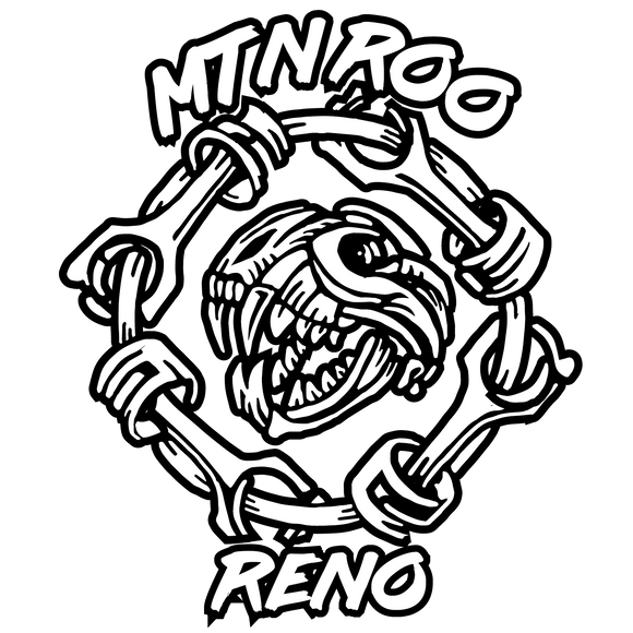 Reno Chapter Decal
