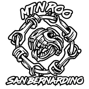 San Bernardino Chapter Decal