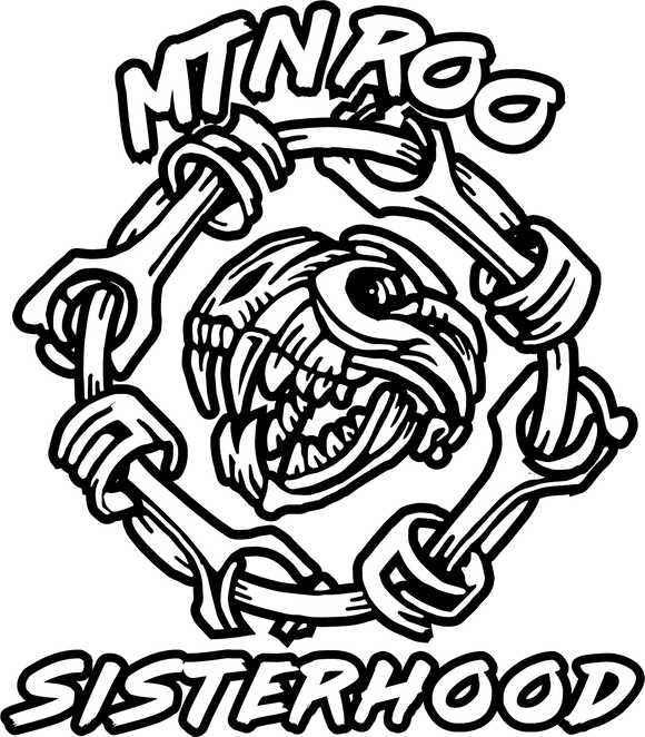 MtnRoo Sisterhood Decal