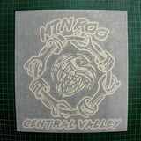 Central Valley (California) Chapter Decal