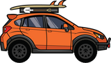 Series 3 - Crosstrek Pin