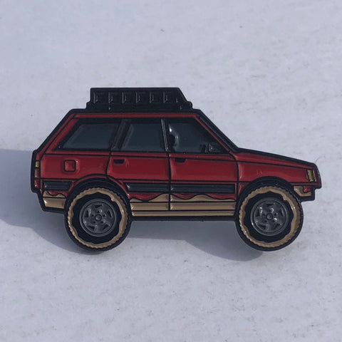 Remix Series - GL / Loyale Wagon Pin