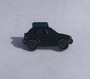 Remix Series - GF8 Wagon Pin