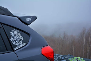 New England Chapter Decal