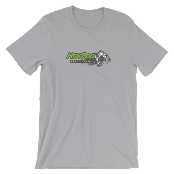 MtnRoo Rally Crew Short-Sleeve Unisex T-Shirt