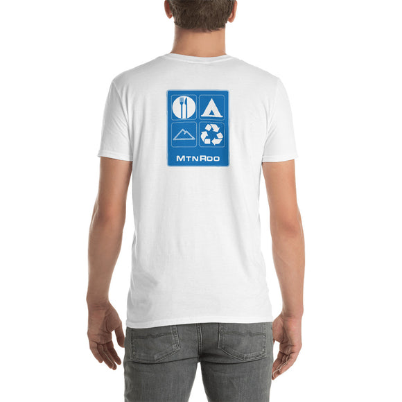 Road Sign Unisex T-Shirt