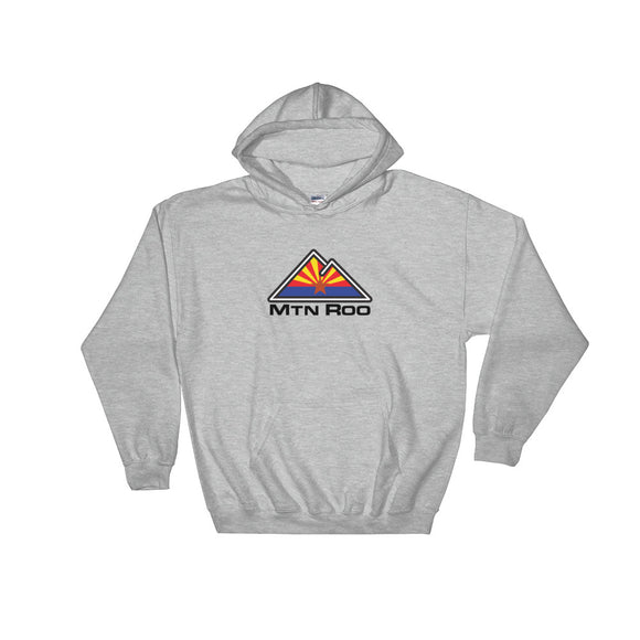 MtnRoo Arizona Flag Hooded Sweatshirt