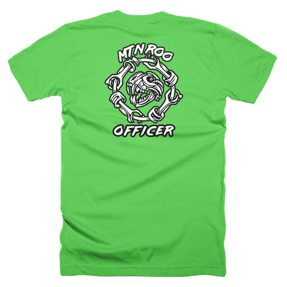 MtnRoo Officer Unisex Shirt
