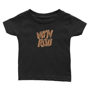 "MtnRoo ""My Dad's cooler"" Infant Shirt"