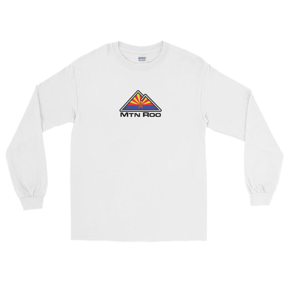 MtnRoo Arizona Flag Long Sleeve T-Shirt