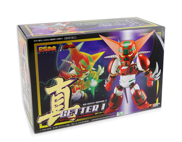 ES Alloy Shin Getter One ES17