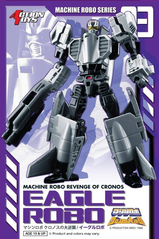 Machine Robo Eagle Robo MR03