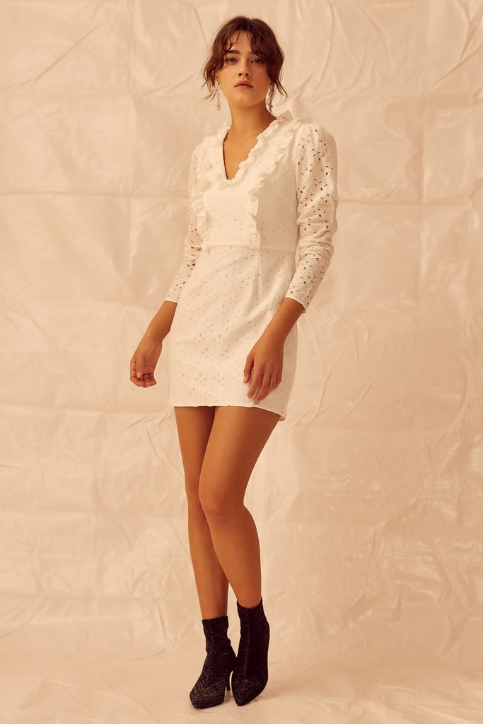 Keepsake The Label Higher Lace Dress