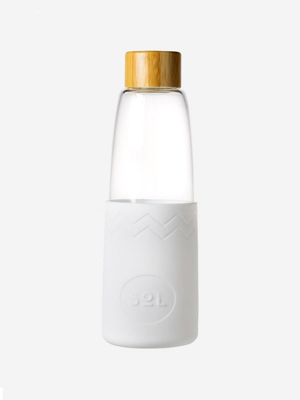 Designer Brand: SoL Cups Product: 850ml White Wave Reusable Water Bottle