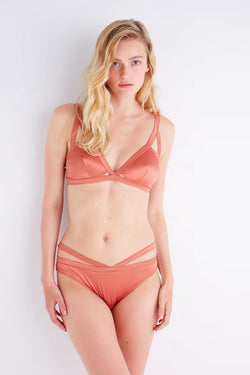 Designer Brand: Else Product: Else Moroccan Sunset Cut Out Panty