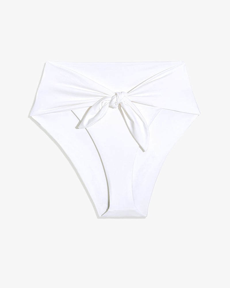 Designer Brand: WeWoreWhat Product: WeWoreWhat Riviera Bottom - White