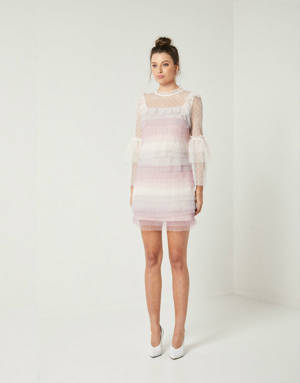 Elliatt Spring Dress - by Australian Designer Label Elliatt  -  PEEPING-T