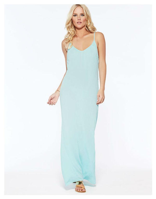 L*Space Moonlight Maxi Dress - PEEPING-T