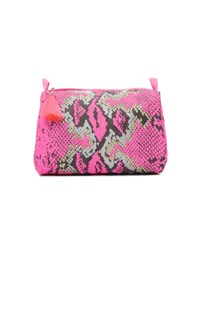 meercy-delta-python-pink-medium-cosmetic-bag