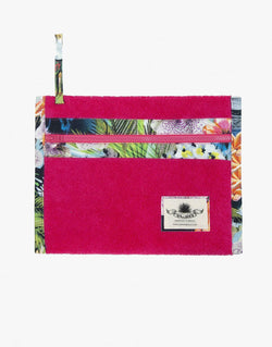 Designer Brand: Sun of a Beach Product: Sun of a Beach Hawaiian Tropic Waterproof Travel Pouch