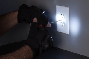 LEDLife.US KC LED Light Gloves for those hard to see places