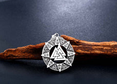 The Valknut 'The Knot of the Fallen'