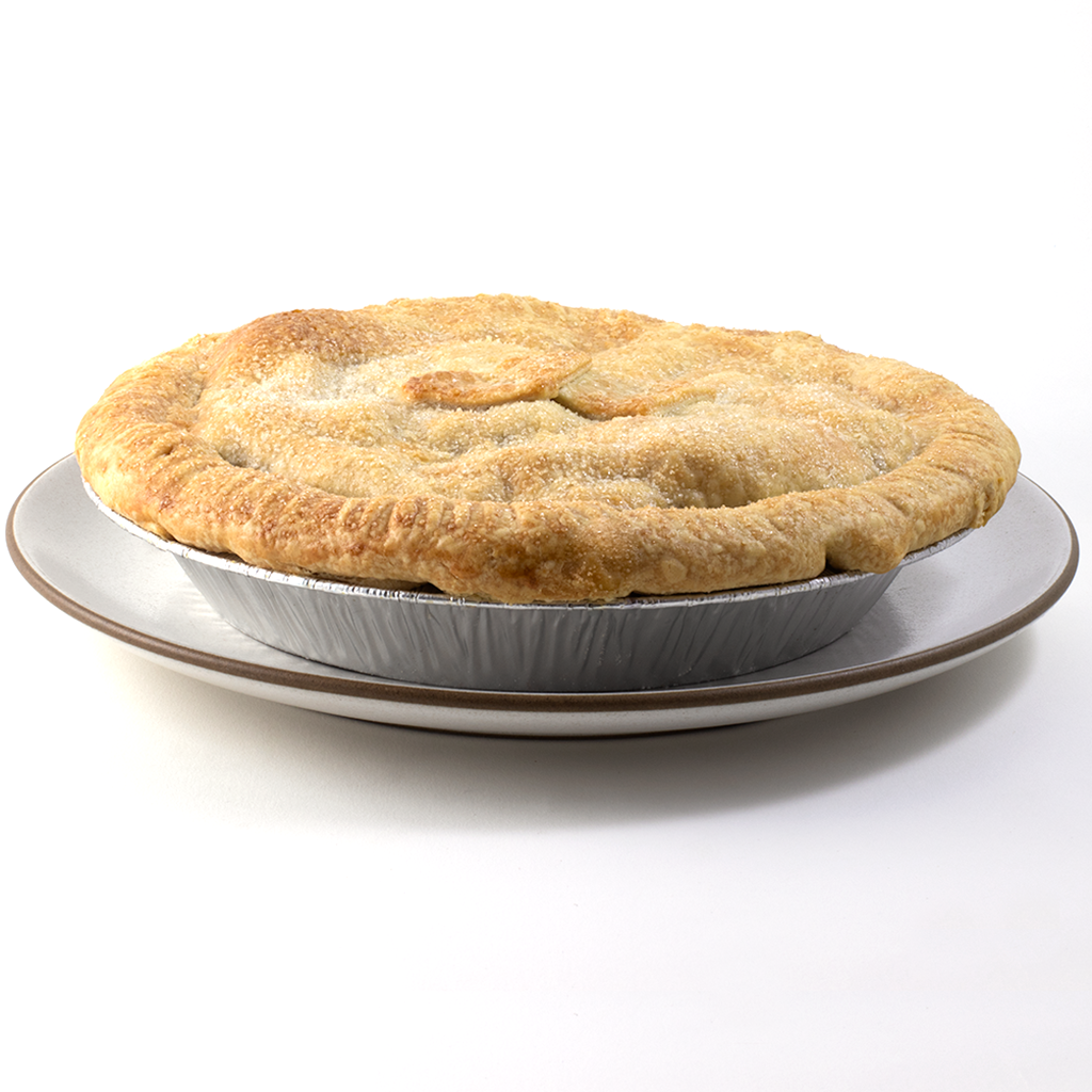 Classic Apple Pie - 9""