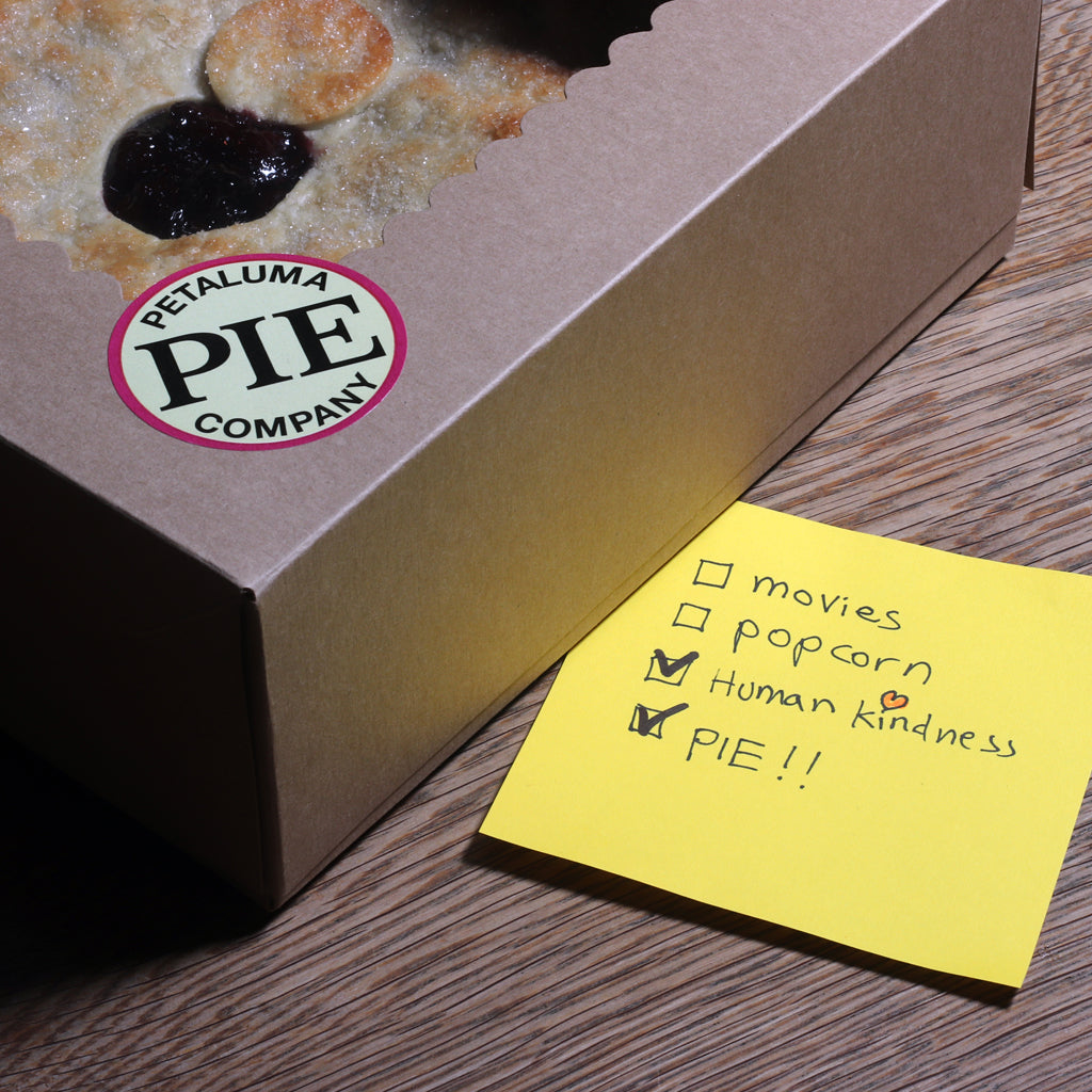 Community Supported Pie