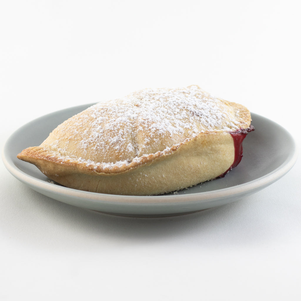 Peach Raspberry Hand-Pie
