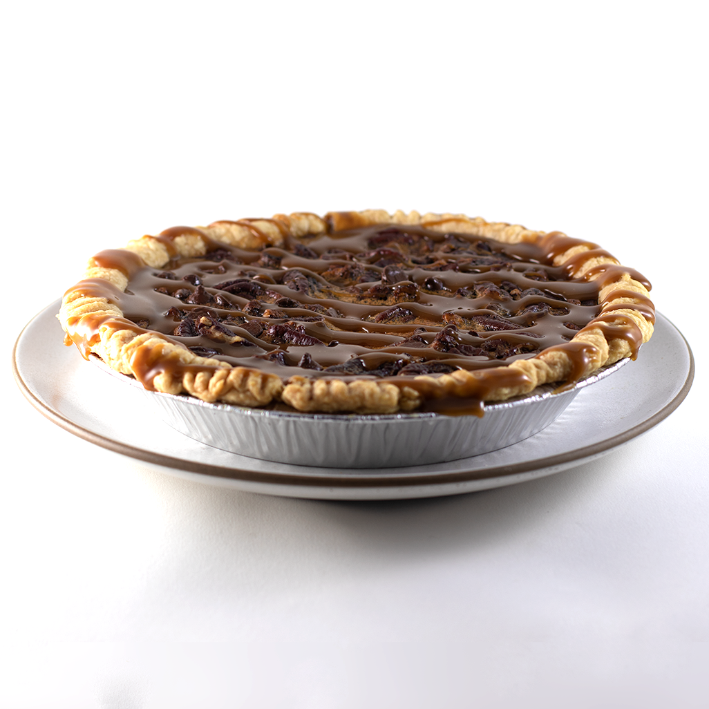 Chocolate Bourbon Pecan Pie Shipped