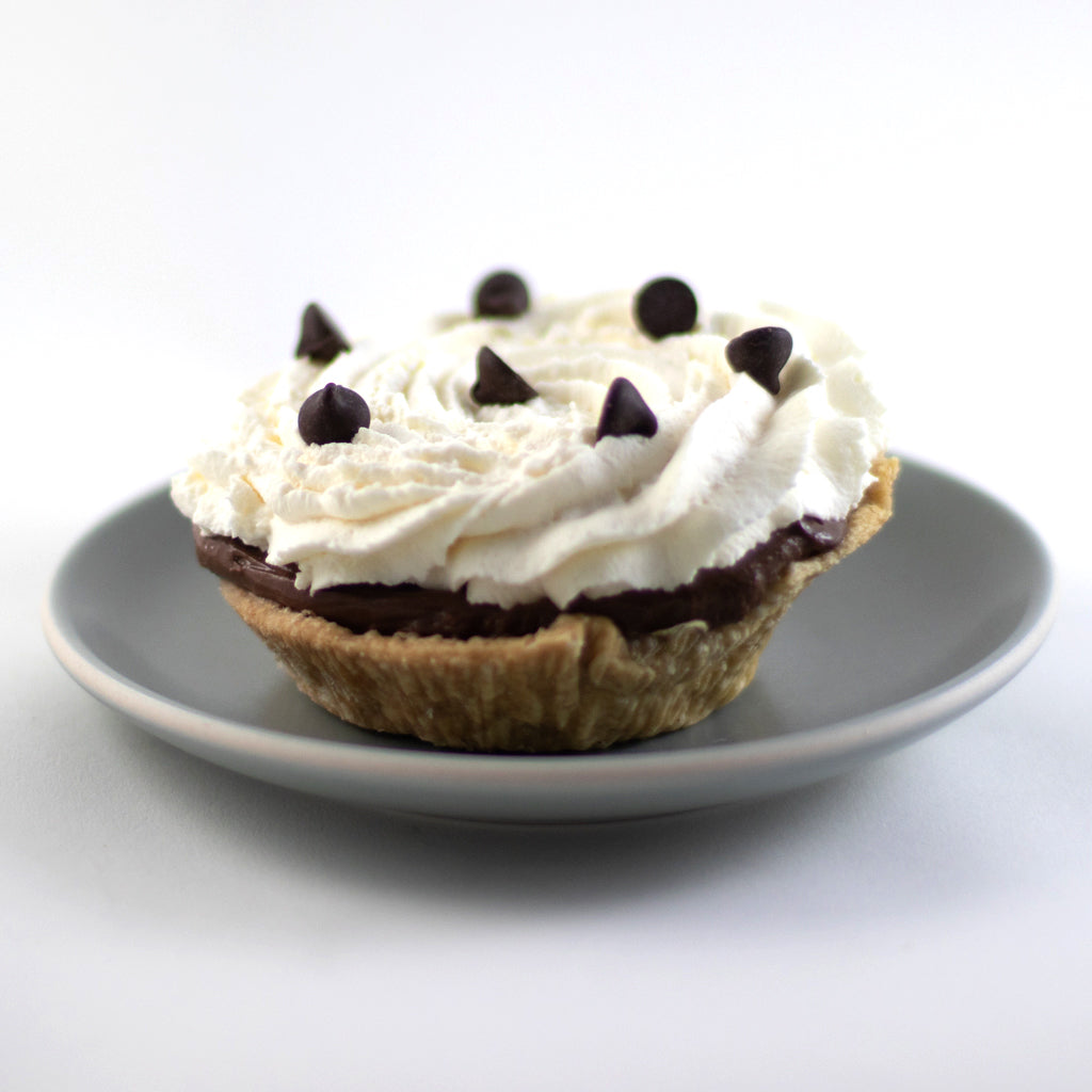 Chocolate Cream Pie - 9""