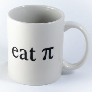 Eat Pi Coffee Cup