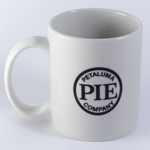 Make Pie Not War Coffee Cup