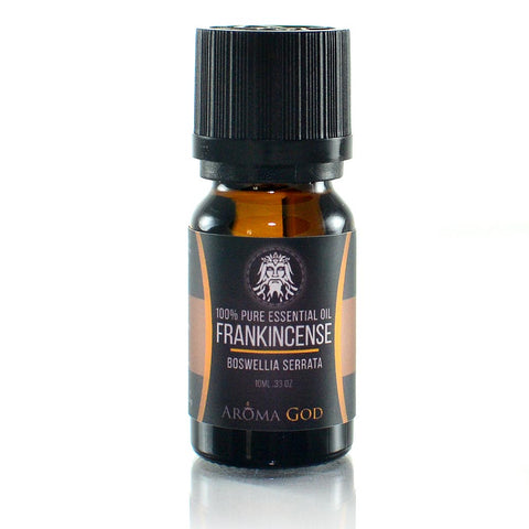 Frankincense Essential Oil - Aroma God - Aromatherapy