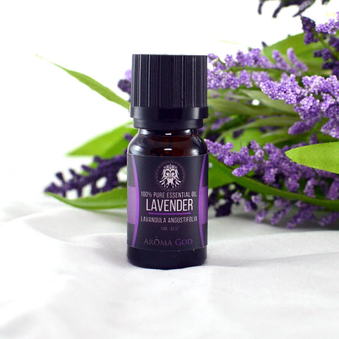 Lavender Essential Oil - Aroma God - Aromatherapy