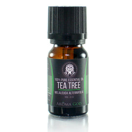 Tea Tree Essential Oil - Aroma God - Aromatherapy