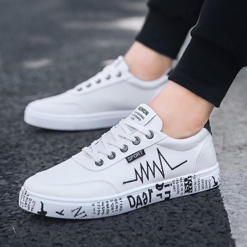 578061344092 Men s Trend Lazy Casual Shoes Sneakers - Prcolux Plaza
