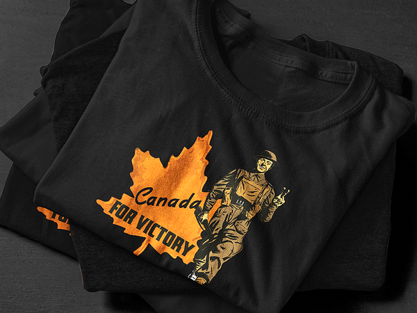 7ecea19ab91f Welcome to Canada For Victory. Canada For Victory is a Clothing Brand  Inspired by our armed forces ...