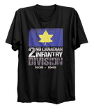 2nd Canadian Infantry Division World War 2 T-Shirt