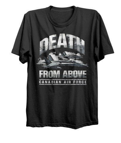 Air Force Death From Above V2 T-Shirt