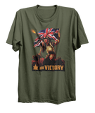 World War 2 Bren Machine Gunner T-Shirt
